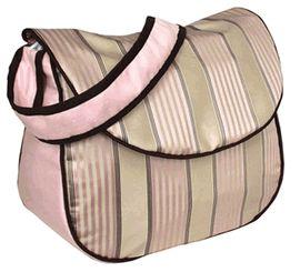 Hoohobbers Bella Pink Messenger Bag-Hoohobbers bella pink messenger bag