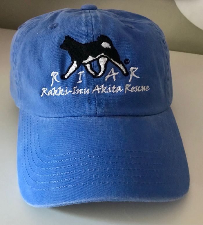 Rakki-Inu Logo Baseball Cap-