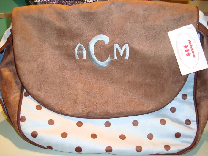 Hoohobbers Dots Messenger Bag (Pink, Blue, or Green)-hoohobbers messenger bag, dots,