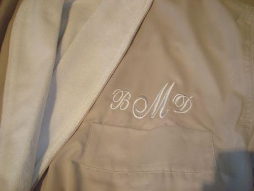 Microfiber Shawl Collar Robe-