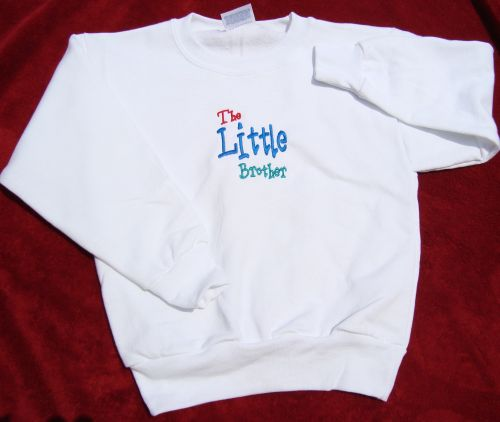 The Little Brother Sweatshirt-