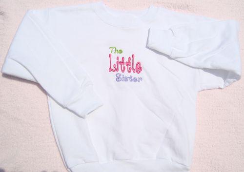 The Little Sister Sweatshirt-