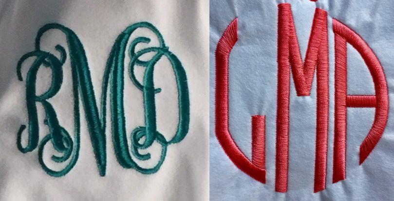 Ladies 1/4 Zip MicroFleece-Ladies microfleece personalized embroidery monogram