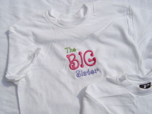 The Big Sister T-Shirt-