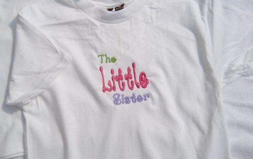 The Little Sister T-Shirt-